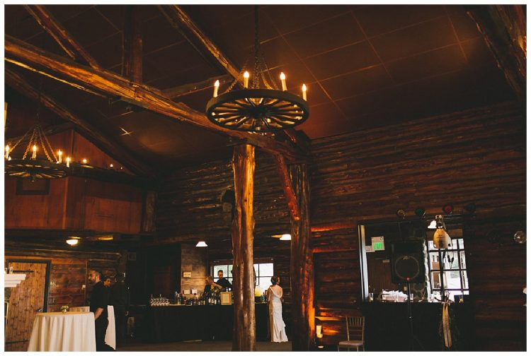Wedding Venue Presidio Log Cabin, Photo by Two Foxes Photography