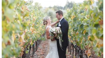 Napa Valley Winery Wedding