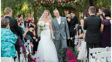 Cline Cellar Winery Wedding
