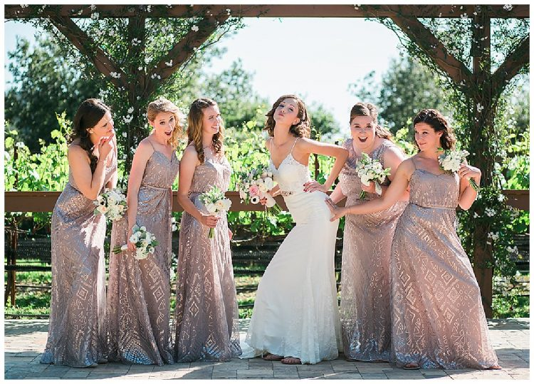 San Francisco Bridesmaids