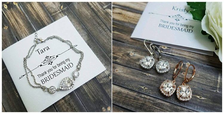 San Francisco bridesmaids gifts