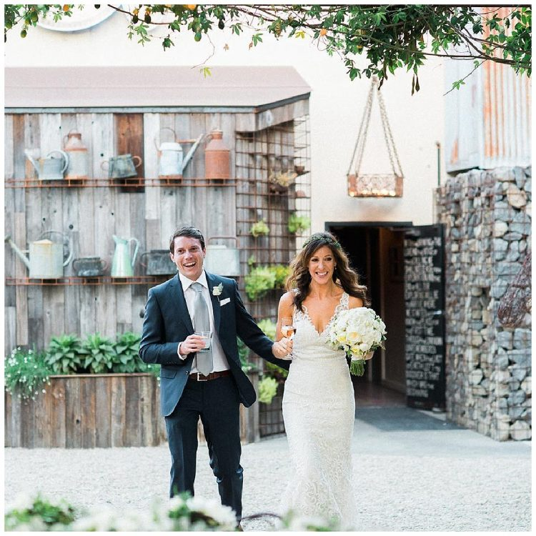 Barndiva Healdsburg wedding